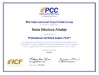 Neda Alkalay PCC Professional Certified Coach