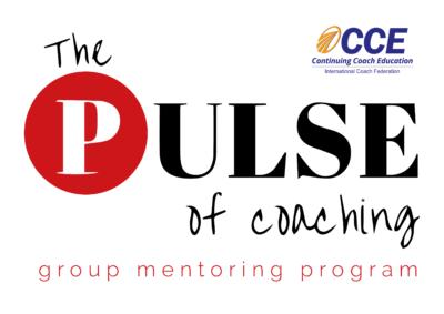 PULSE group mentoring program CCE