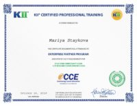 KII® CERTIFIED PROFESSIONAL TRAINING